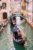 Canal grande — Stock fotografie