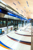 Dubai Metro Terminal — Stock Photo