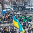 "Protest Against ""Dictatorship"" In Ukraine Turns Violent — Stock Photo #39175681"