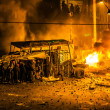 Ukraine Turns Violent — Stock Photo #39212137