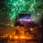 Ukraine Turns Violent — Stock Photo