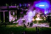 Ukraine Turns Violent — Zdjęcie stockowe