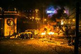 Ukraine Turns Violent — Stockfoto