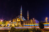 Suleymaniye Mosque, Istanbul, Turkey — Stock Photo