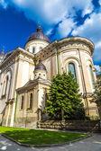 Church of transfiguration, Lviv — Stockfoto
