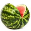 Stock Photo: Fresh ripe juicy watermelon
