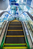 Dubai metro station — Stockfoto