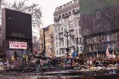 """Protest Against """"Dictatorship"""" In Ukraine Turns Violent — Stock fotografie"""