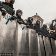 "Protest Against ""Dictatorship"" In Ukraine Turns Violent — Stock Photo #41263165"