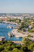 In the port of Sevastopol. Ukraine, Crimea — Stock Photo
