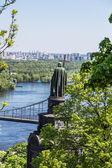 Panorama of Kiev — Stock Photo