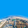 Постер, плакат: Address Hotel in the downtown Dubai area