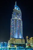 Address Hotel in the downtown Dubai area — Foto Stock