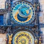 Astronomical Clock. Prague. Czech Republic — Stock Photo #44717717