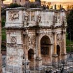 Постер, плакат: Arch of Constantine in Rome