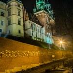 Poland, Krakow. Wawel Castle and Wistula — Stock Photo #45336691