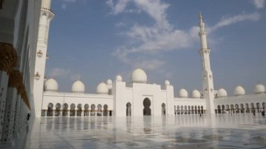 Sheikh Zayed Grand Mosque — Stock Video
