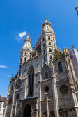 St.Stephan Cathedral, Vienna, Austria — Stock Photo
