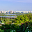 Panorama of the city Kiev, Ukraine — Stock Photo #45795695