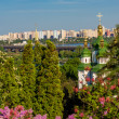 Panorama of the city Kiev, Ukraine — Stock Photo #45795741