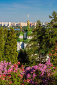 Panorama of the city Kiev, Ukraine — Foto de Stock