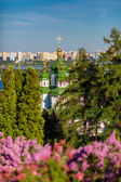 Panorama of the city Kiev, Ukraine — Stock Photo