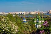 Panorama of the city Kiev, Ukraine — ストック写真