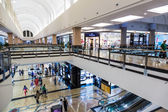 Mall of the Emirates is a shopping mall in the Al Barsha district — Foto Stock
