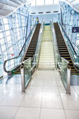 Automatic Stairs at Dubai Metro Station — Stock Photo