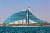 Dubai Jumeirah Beach Hotel — Stock Photo