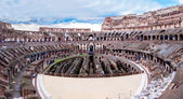 Legendary Coliseum of Rome — Stock Photo