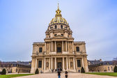 Chapel of Saint Louis des Invalides  in Paris. — Stock Photo