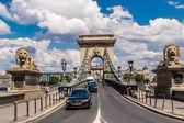 Pont à chaînes széchenyi — Photo