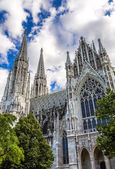 Votive Church in Vienna, Capital of Austria — Stock Photo