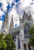 Votive Church in Vienna, Capital of Austria — Stock Photo