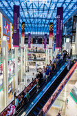 Interior View of Dubai Mall — Stock Photo