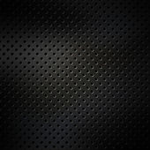 Perforated metal surface. — Stock Photo