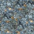 Seamless masonry wall closeup background - texture pattern for c — Stock Photo