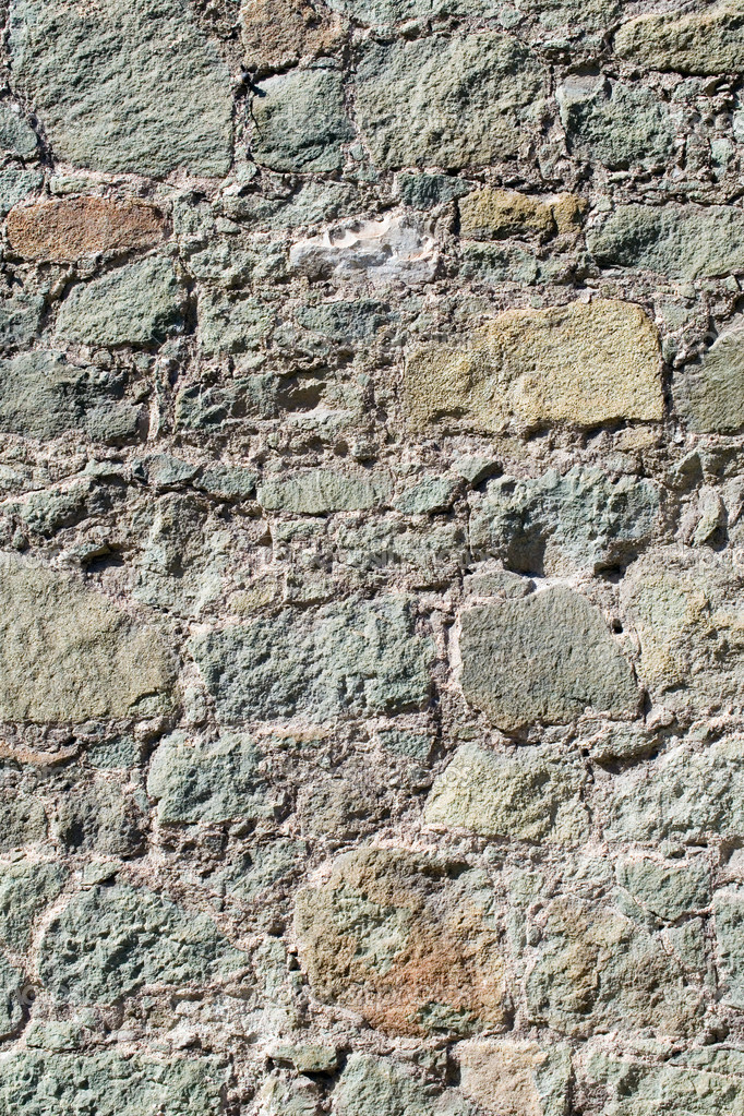 Masonry wall closeup background.  Stock Photo #13171933