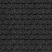 Seamless dark tile texture background for continuous replicate. — Stock Photo
