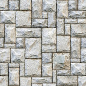 Seamlessly stonework background. — Stock Photo