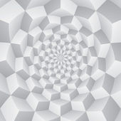 Abstract cubes grey pattern. — Stock Photo