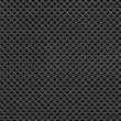 Black rubber texture closeup background. — Stock Photo