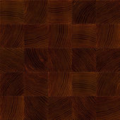 Seamless wooden board closeup texture background. — Stock Photo