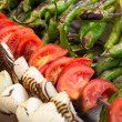 Grilled vegetables — Stok Fotoğraf #12853092