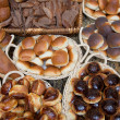 Bakery product assortment — Stock Photo