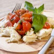Caprese salad — Stock Photo #19771815