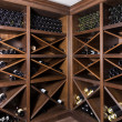 Foto de Stock  : Wine cellar