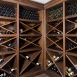 Royalty-Free Stock Photo: Wine cellar