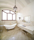 Vintage bathroom — 图库照片